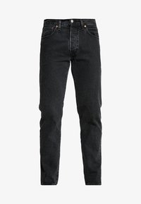 Levi's® Made & Crafted - 501® LEVI'S®ORIGINAL FIT - Jeans a sigaretta - black stonewash - 4