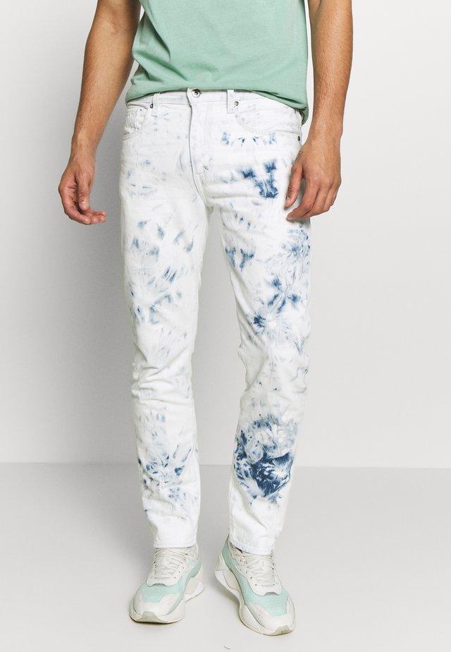 Jeans Straight Leg - blue denim