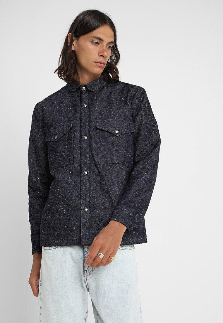Levi's® Made & Crafted - Light jacket - neppy denim blues
