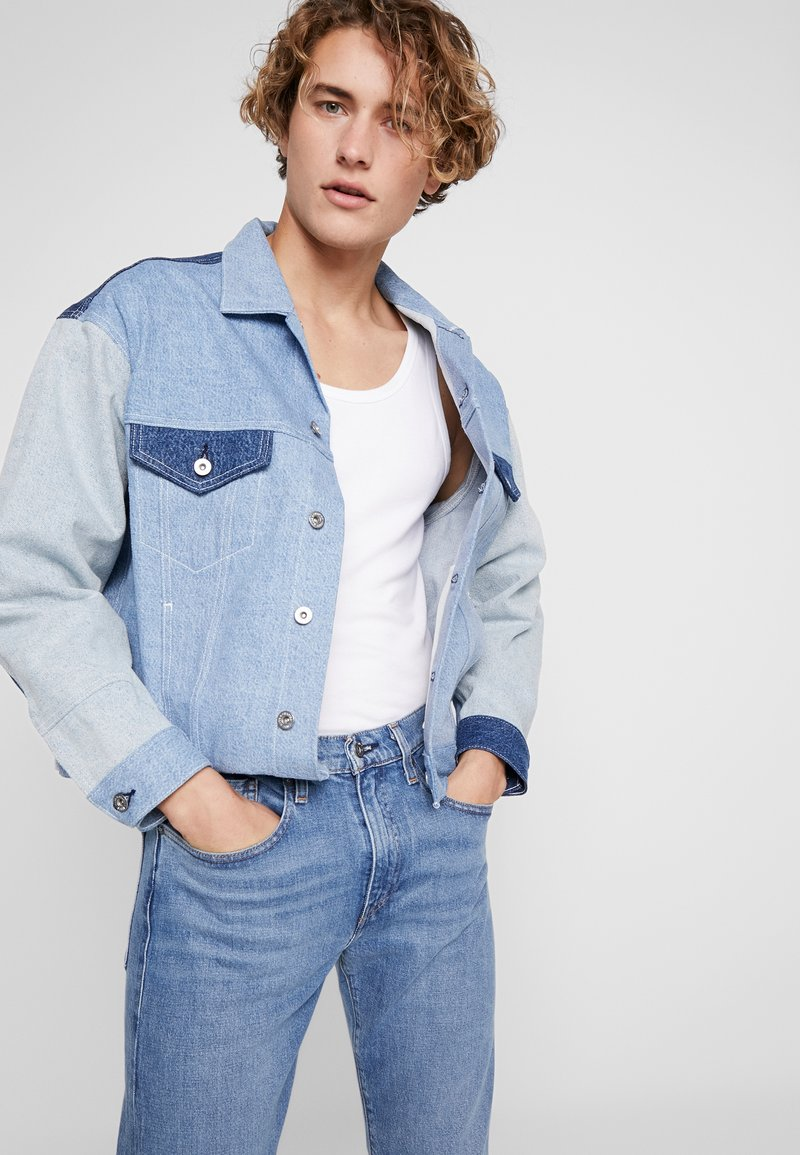 Levi's® Made & Crafted - OVERSIZED TYPE  - Jeansjacke - ashford