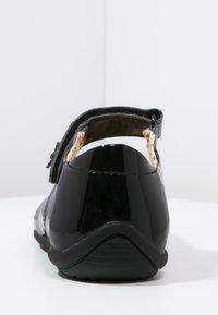 LICO - ANNA - Ballerinasko m/ rem - schwarz - 3