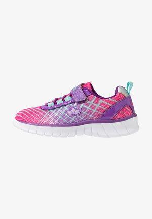 LENJA  - Sneakers basse - lila/pink/türkis