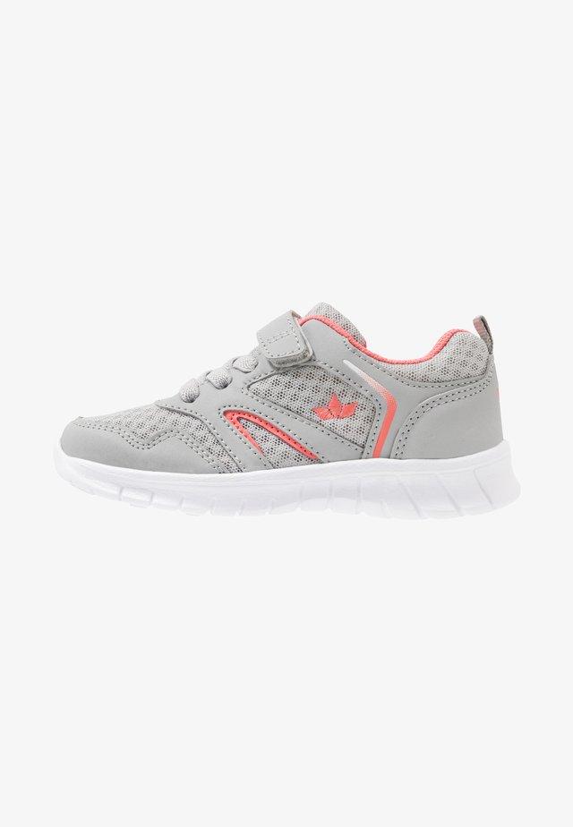 SKIP  - Sneakers laag - grau/lachs
