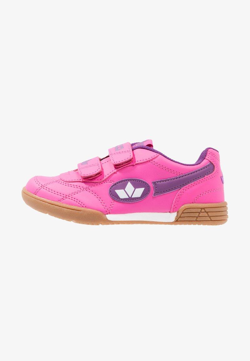 LICO - BERNIE  - Sko med borrelås - pink/lila/weiß