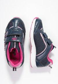 LICO - SHINE - Tenisky - marine/pink - 1