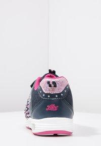 LICO - SHINE - Tenisky - marine/pink - 3