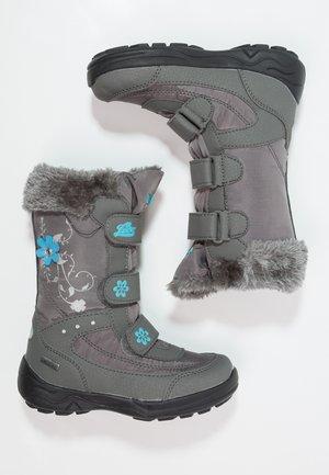 MARY  - Zimní obuv - grau/türkis
