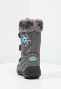 LICO - MARY  - Winter boots - grau/türkis - 4