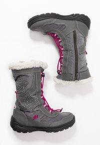 LICO - CATHRIN - Zimní obuv - grau/pink - 0