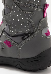 LICO - CATHRIN - Winter boots - grau/pink - 2