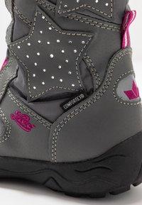 LICO - CATHRIN - Zimní obuv - grau/pink - 2