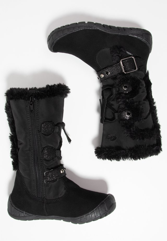 AMELIA - Snowboots  - schwarz