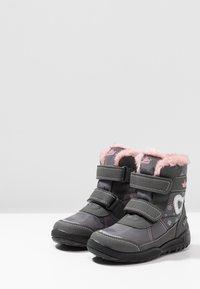 LICO - ANTONIA - Zimní obuv - grau/rosa - 3