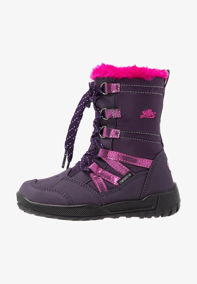 MILLIE - Snowboots  - lila/pink