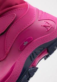 LICO - WERRO - Winter boots - pink - 2