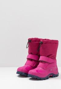 LICO - WERRO - Winter boots - pink - 3