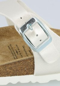 LICO - BIOLINE TREND  - T-bar sandals - silver-coloured - 5