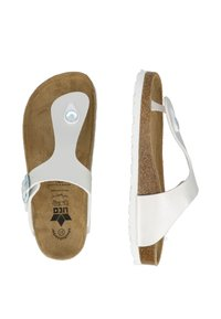 LICO - BIOLINE TREND  - T-bar sandals - silver-coloured - 2