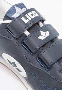 LICO - BERNIE V - Sneakers - marine/weiß - 5