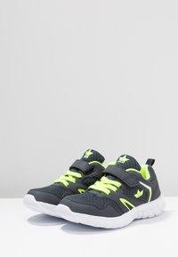 LICO - SKIP - Sneakers laag - marine/lemon - 3