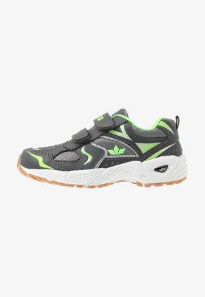 BOB  - Sneakers laag - grau/lemon