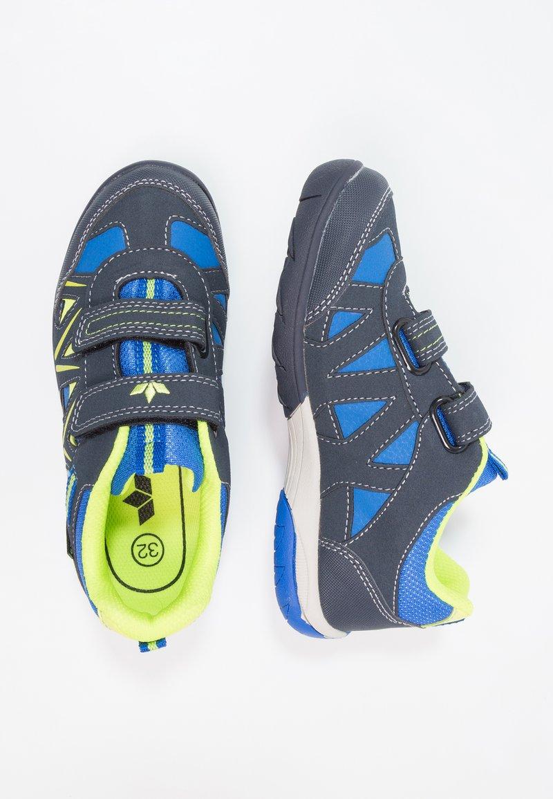 LICO - KOLIBRI - Sneakers laag - blau/marine/lemon
