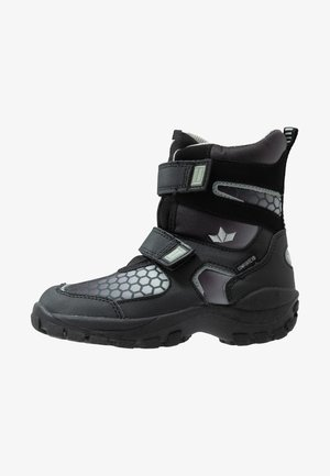BALTO - Winter boots - schwarz/grau