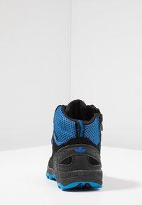 LICO - CASCADE - Lace-up ankle boots - schwarz/blau - 3