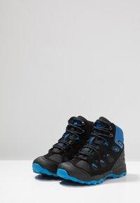 LICO - CASCADE - Lace-up ankle boots - schwarz/blau - 2