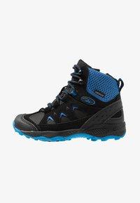 LICO - CASCADE - Lace-up ankle boots - schwarz/blau - 0