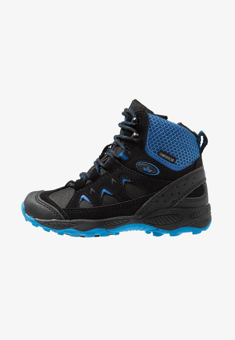 LICO - CASCADE - Lace-up ankle boots - schwarz/blau