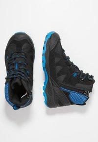 LICO - CASCADE - Lace-up ankle boots - schwarz/blau - 1