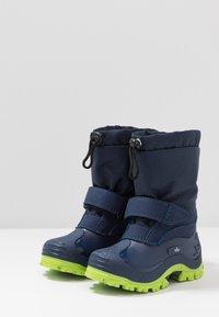 LICO - WERRO - Zimní obuv - blau - 3