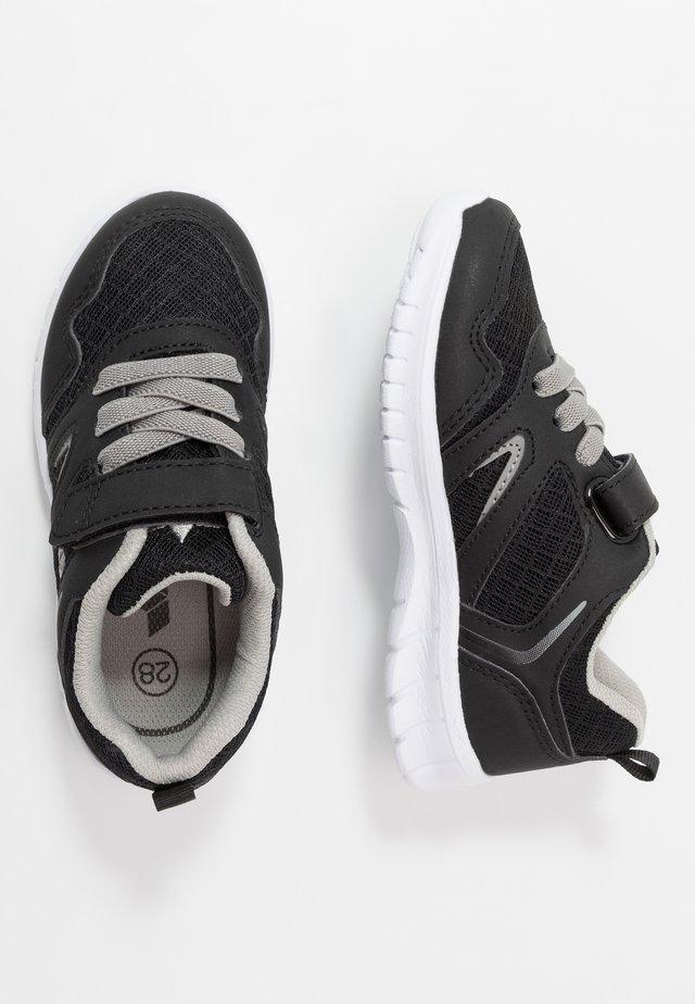 SKIP - Sneakers - schwarz/grau
