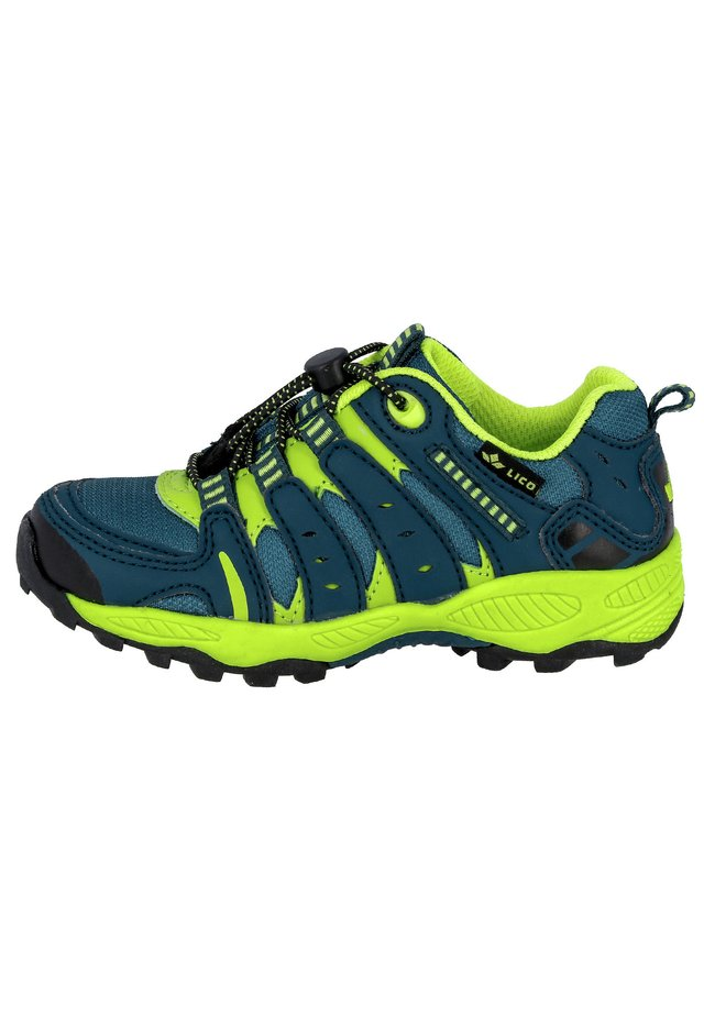 FREMONT - Hiking shoes - gelb