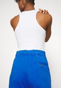 Leon & Harper - POISON - Bukse - blue - 3