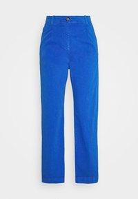 Leon & Harper - POISON - Bukse - blue - 4