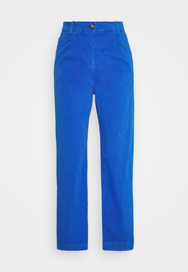 POISON - Bukse - blue