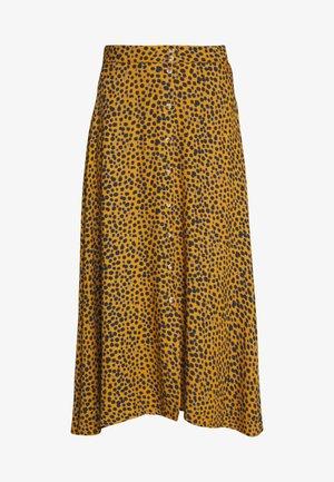 JACINTHE - A-line skirt - camel