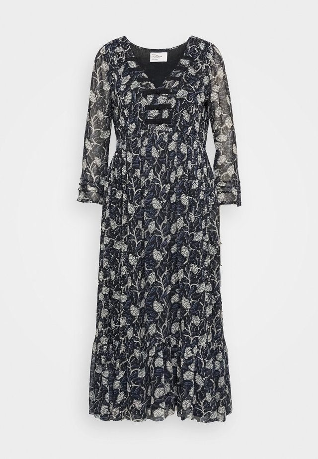 ROULI POISON - Korte jurk - carbone