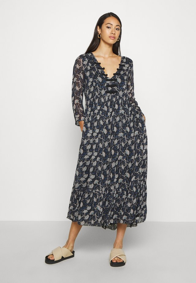 ROULI POISON - Day dress - carbone