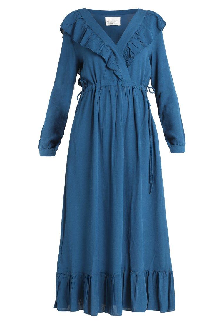 Leon & Harper - REX - Maxi dress - blue