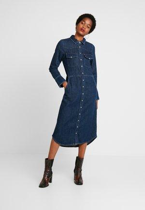 ROSELYNE BRUT - Maxi dress - blue