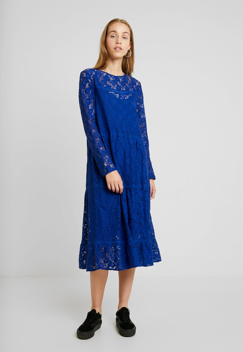 Leon & Harper - RAVAGE - Day dress - blue