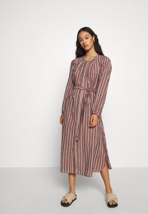 RAY STRIPES - Day dress - pink