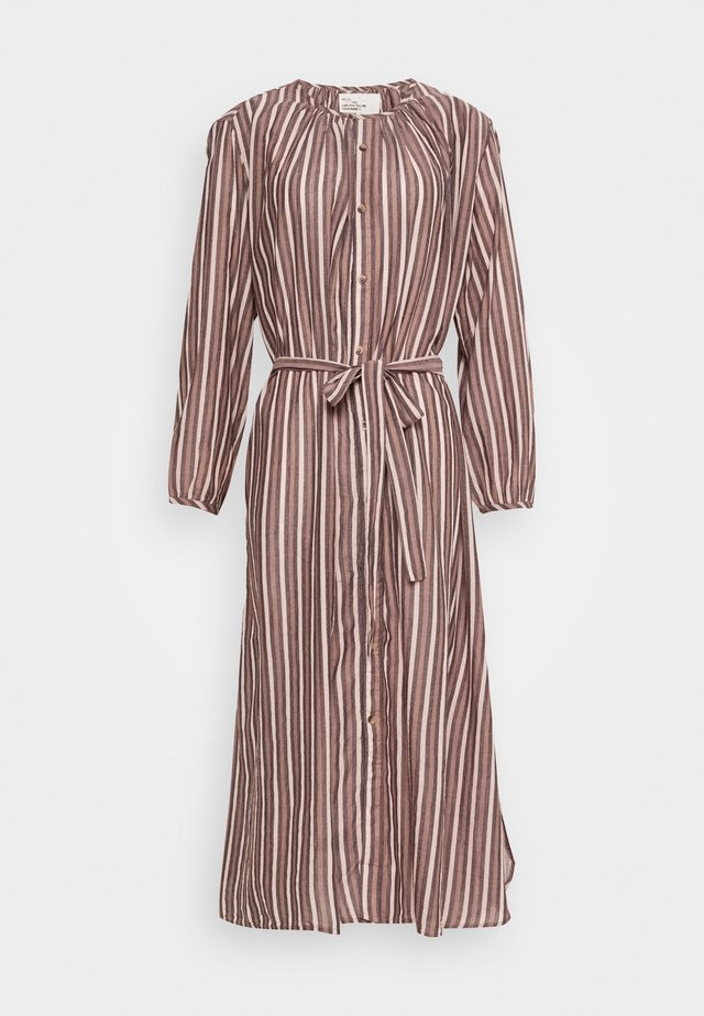 RAY STRIPES - Kjole - pink
