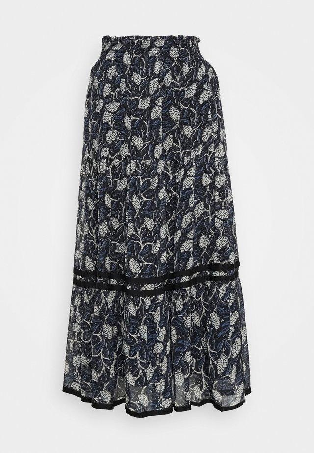 JINETTE POISON - Korte jurk - carbone