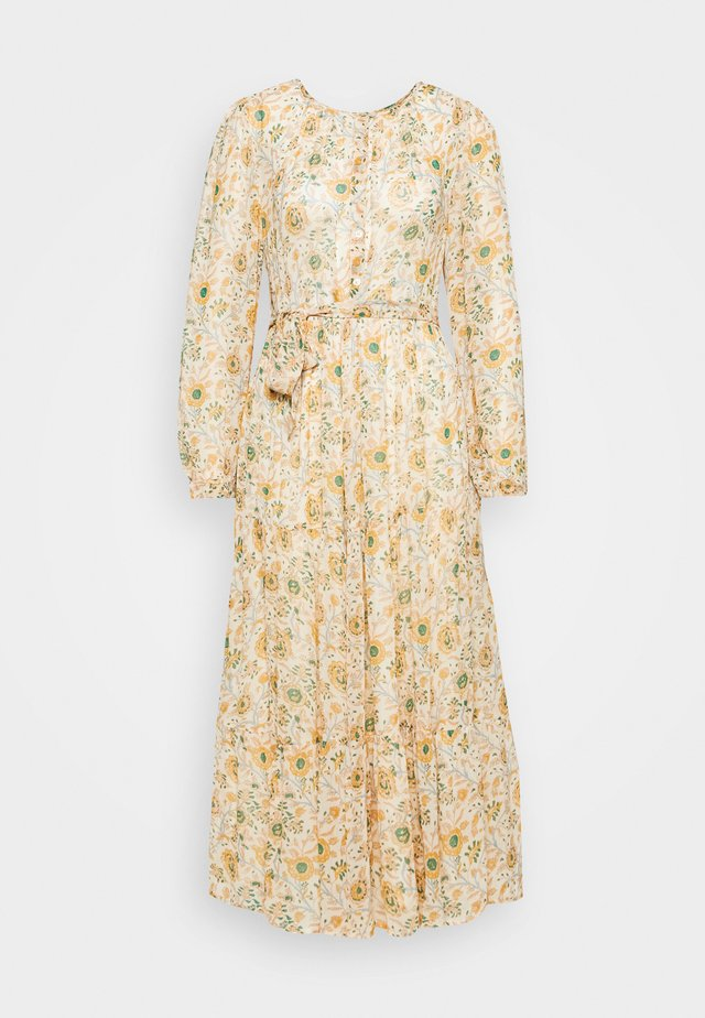 RIMINI BOUQUET - Maxikjole - off white