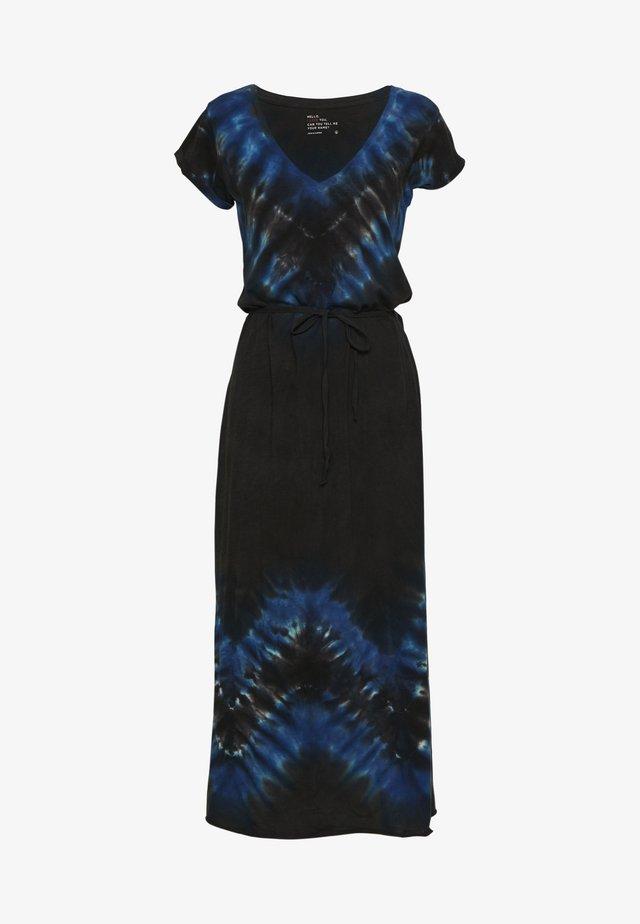 REINNA - Jerseyklänning - azur