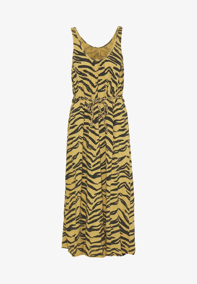 ROMANE TIGER - Day dress - azur